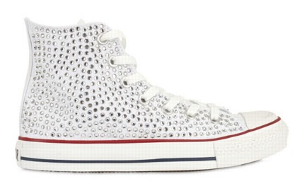 Converse All Star con Swarovski