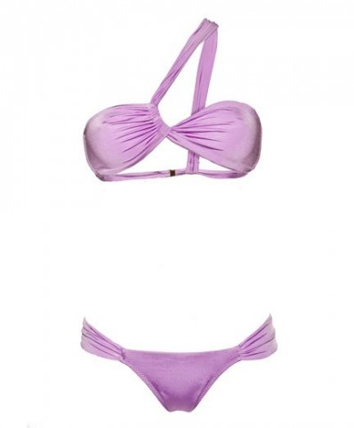 Magda Gomes bikini a fascia