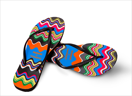 infradito havaianas by missoni