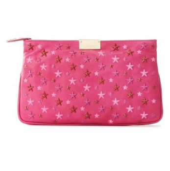 jimmy choo clutch con stelle