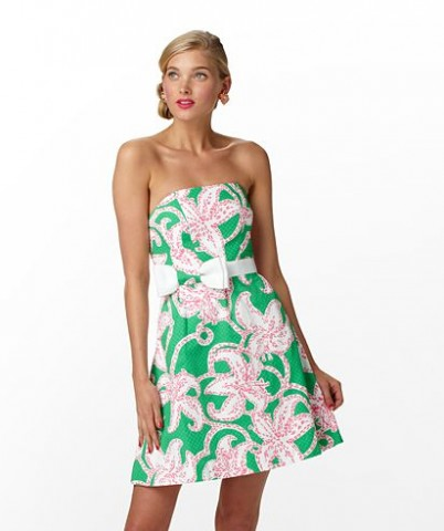 lilly pulitzer spring summer 2012