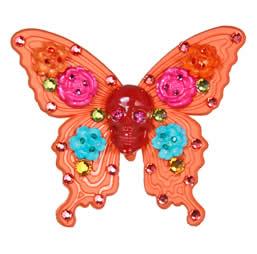 tarina tarantino anello farfalla teschio