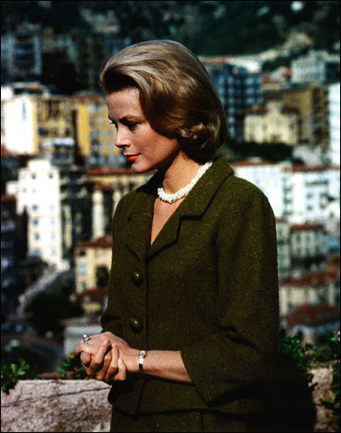 Grace Kelly – il guardaroba firmato Balenciaga