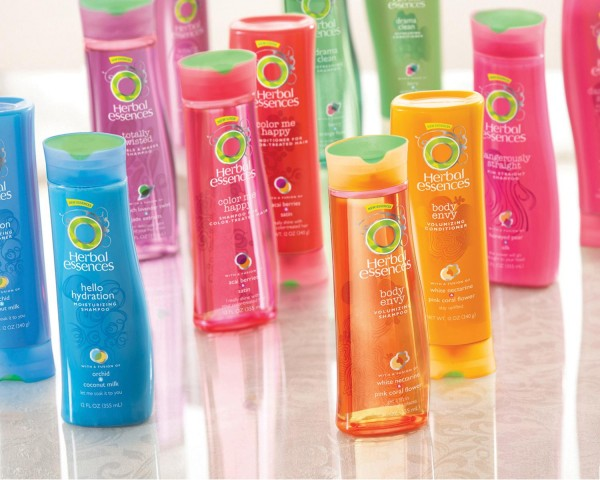 shampoo herbal essence