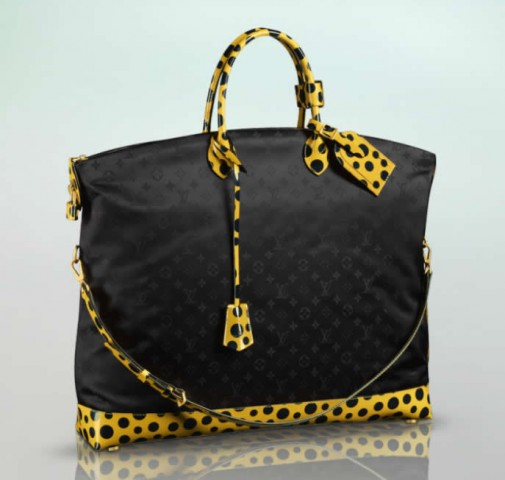 vuitton lock it dots 2012
