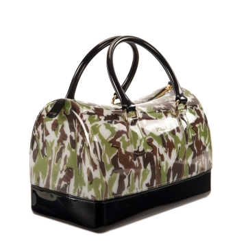 furla candy bag camouflage