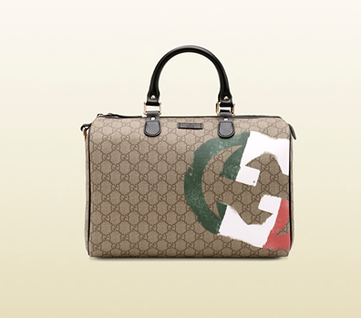 gucci bauletto italia graffiti