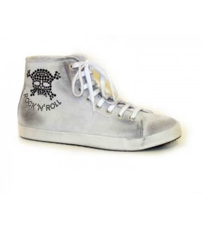 happiness sneakers rock n roll