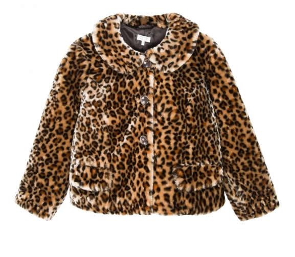 brigitte bardot giacca animal print