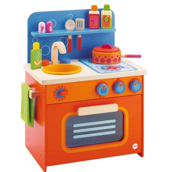 cucina giocattolo sevi