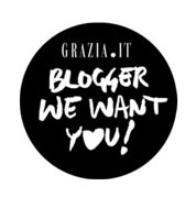 grazia - blogger we want you