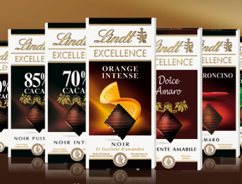 lindt excellence gamma