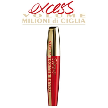 mascara excess l'oreal