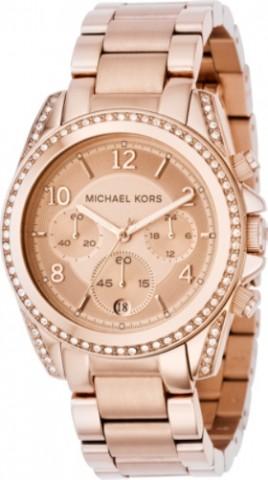michael kors orologio in oro rosa