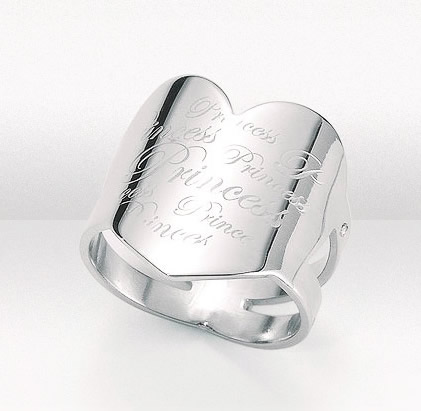 miluna anello principessa