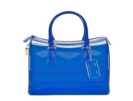 Furla Candy Bag Ocean Blu