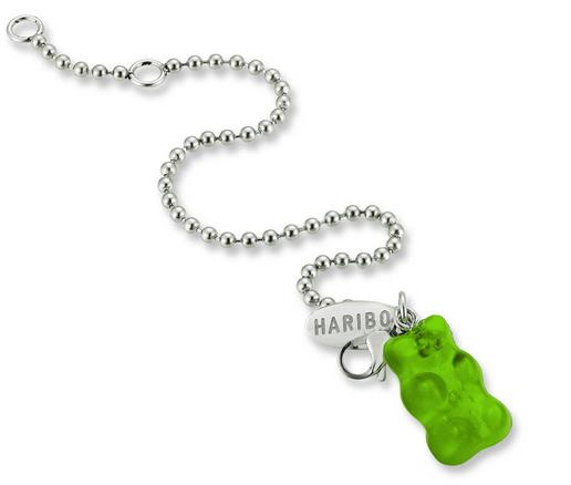 haribo braccialetto con orsetto