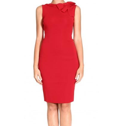 valentino roma abito rosso