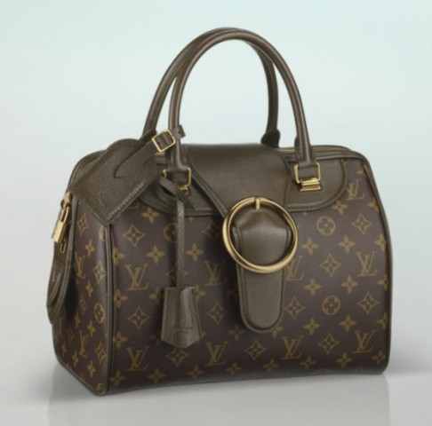 vuitton speedy golden