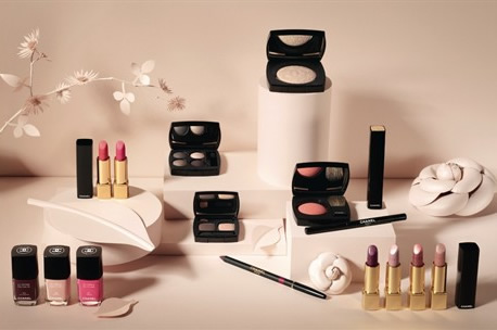chanel maquillage primavera estate 2013