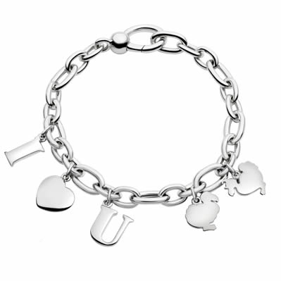 Dodo bracciale I LOVE YOU San Valentino 2013