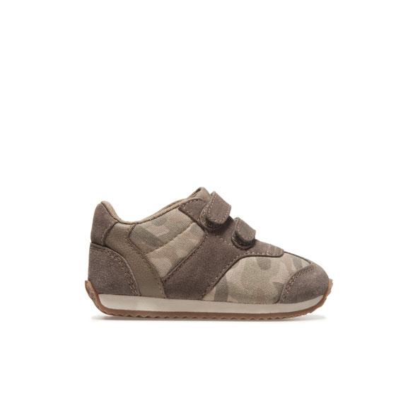 Zara sneakers mimetiche bimbo