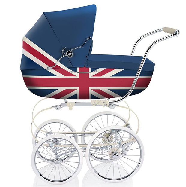 Inglesina carrozzina Royal Baby