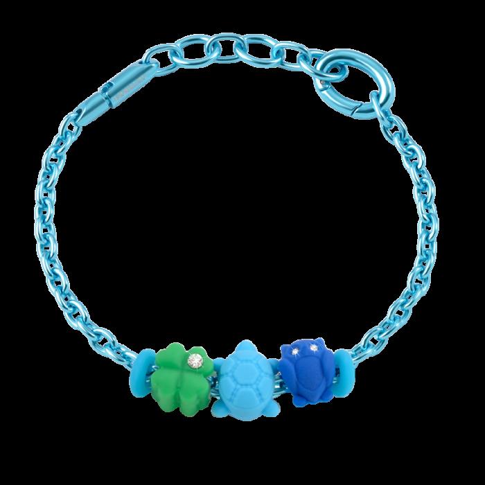 Morellato bracciali Colours con charms in silicone