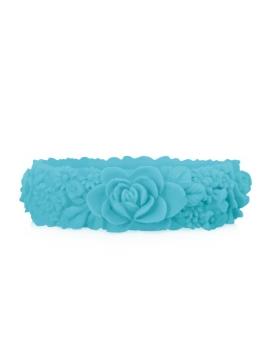 Fullspot Flower bracelet con fiori in silicone