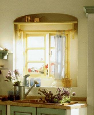 La finestra in cucina redapple fashion magazine - La finestra in cucina ...