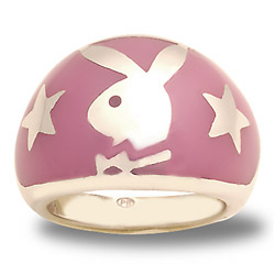 playboy bubble bunny ring