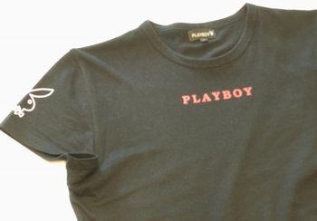 playboy original t-shirt - collection 2004/05