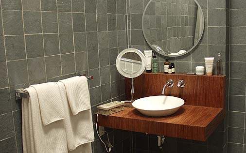 il bagno di samantha
