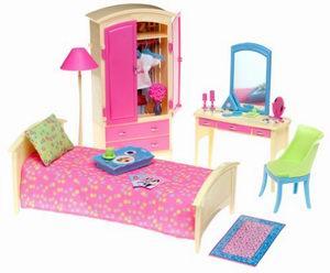 cassettiere co-import - redapple fashion magazine - Camera Da Letto Di Barbie