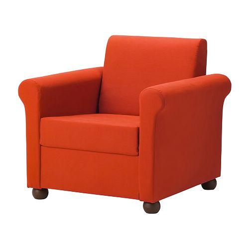 Poltrona A Uovo Ikea: Eken?s chair hensta light brown ikea.