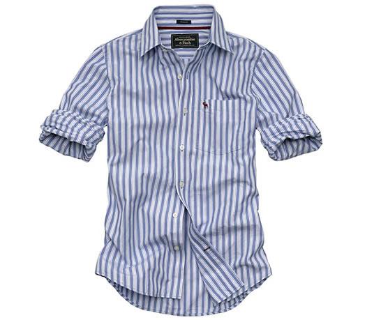 Camicie Uomo Abercrombie