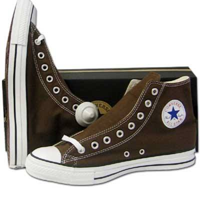 all star converse marroni