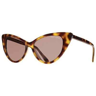 gamma completa di specifiche qualità perfetta grande selezione Tom Ford occhiali da sole Nikita stile Anni 50 - Redapple ...